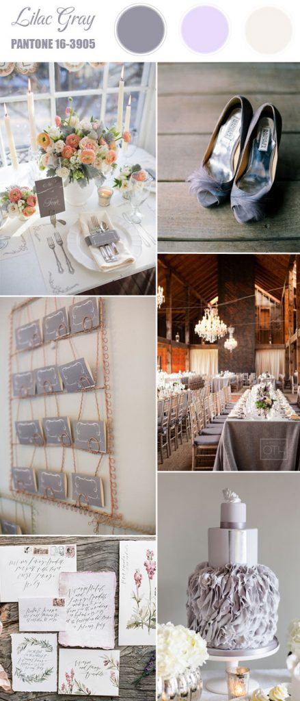 lilac-gray-spring-wedding-colors-2016-inspired-by-Pantone