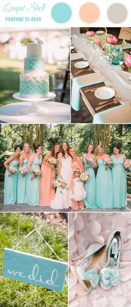 limpet-shell-light-mint-blue-wedding-color-ideas-for-spring-2016